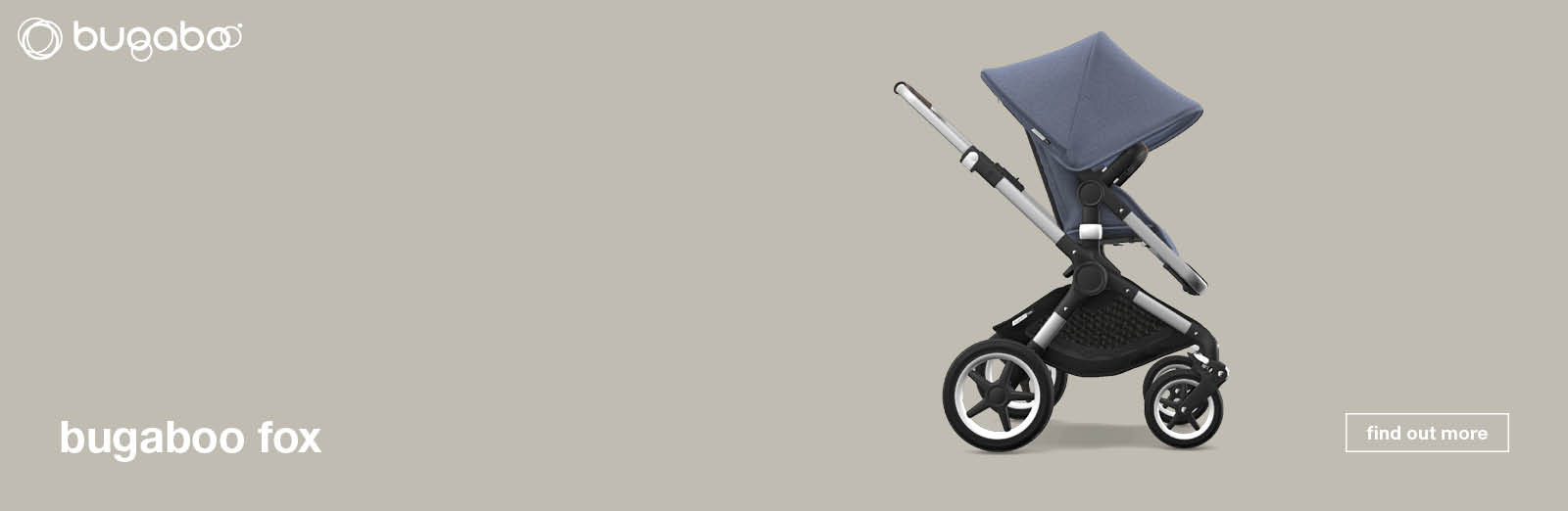 Bugaboo Fox Pushchair