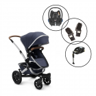 Joolz Geo2 Travel System with Maxi Cosi Cabriofix & Base