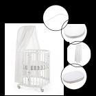 Stokke Sleepi Mini Crib Complete Bundle