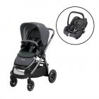 Maxi Cosi Adorra Pushchair with Maxi Cosi Tinca iSize Car Seat Bundle
