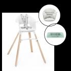 Stokke Clikk Highchair Complete Bundle