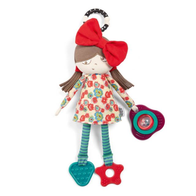 Activity Toy - Petal Doll
