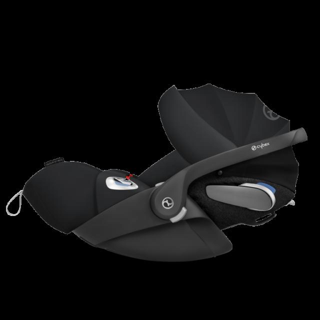 Cybex Cloud Z iSize car seat -2020 - Deep Black
