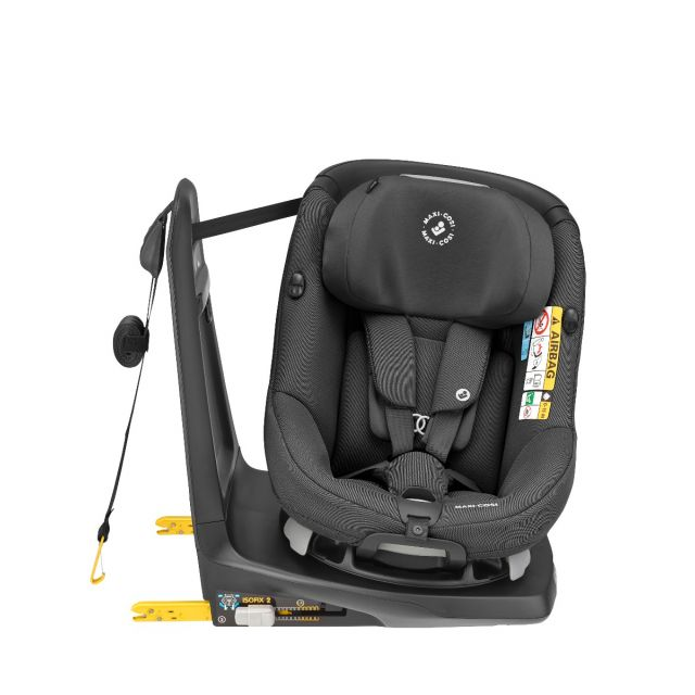Maxi Cosi AxissFix - Authentic Black