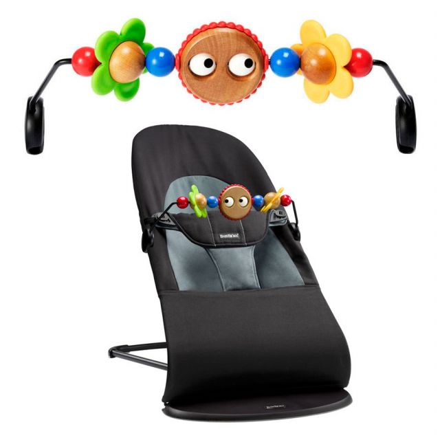 Babybjorn Wooden Toy Eyes