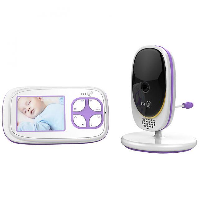 BT VBM Video Baby Monitor 3000