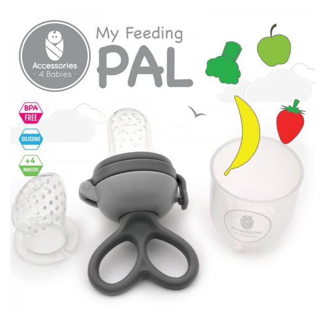 My Feeding Pal Silicone Feeder
