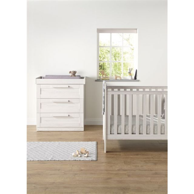 Mamas & Papas Atlas Set - Nimbus White