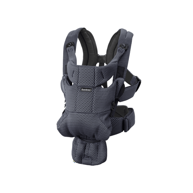 Babybjorn Carrier Move 3D Mesh - Anthracite