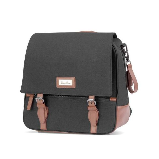 Silver Cross Wave Luxury Changing Bag - Charcoal