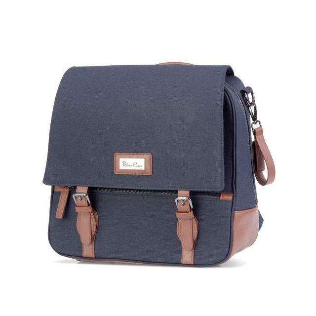 Silver Cross Wave Luxury Changing Bag - Indigo