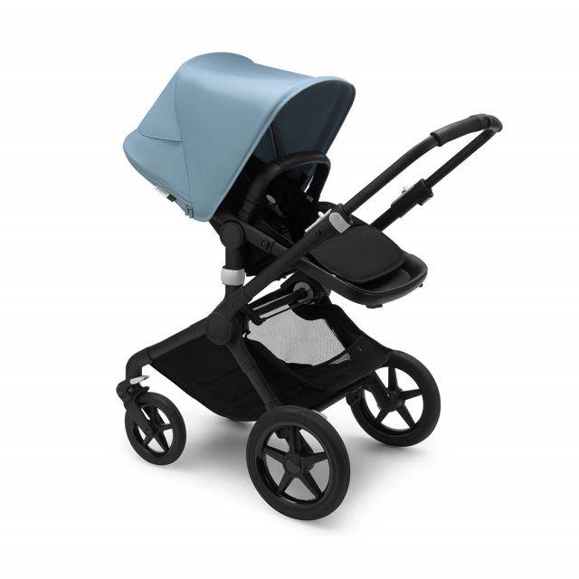 Bugaboo Fox2 Complete - Black/Vapour Blue