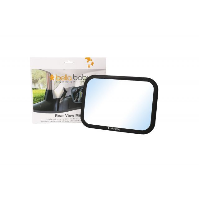 Bella Baby Backseat Car Mirror