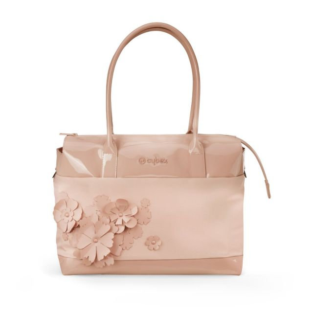 Cybex Changing Bag - Simply Flowers Nude Beige