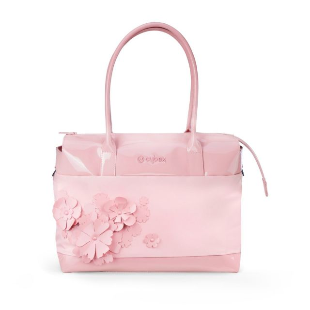 Cybex Changing Bag - Simply Flowers Pale Blush