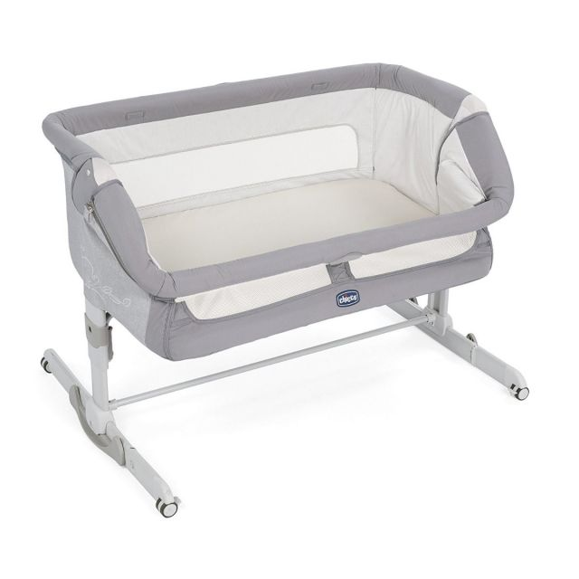 Chicco Next2Me Crib Dream Graphite