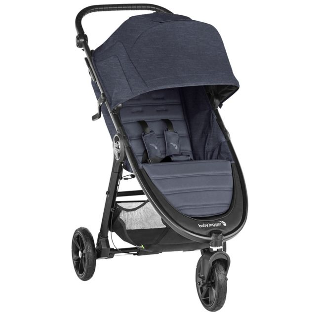 Baby Jogger City Mini GT2 Single Stroller - Carbon