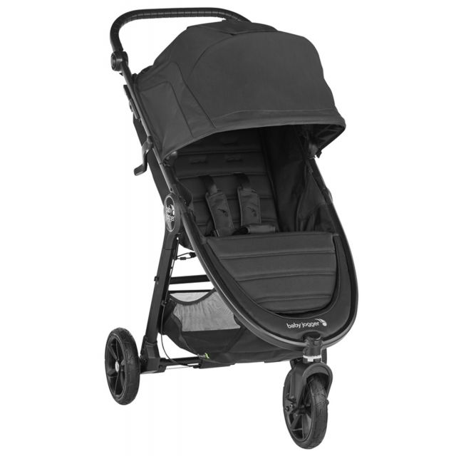 Baby Jogger City Mini GT2 Single Stroller - Jet
