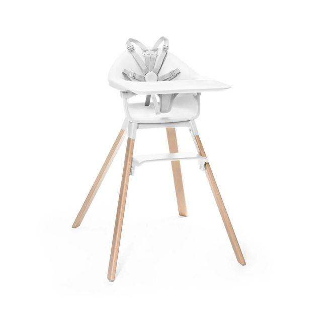 Stokke Clikk Highchair - White