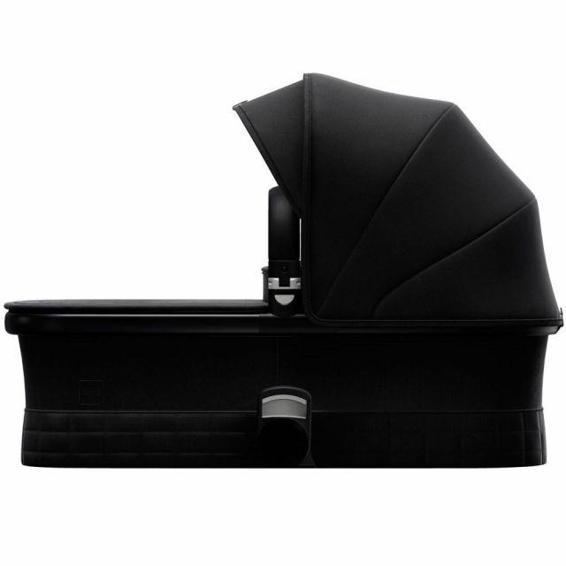 Joolz Hub+ Carrycot - Brilliant Black