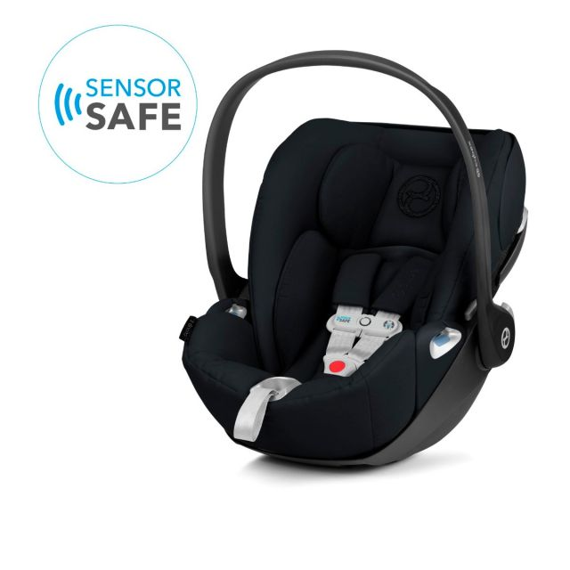 Cybex Cloud Z iSize SensorSafe Black