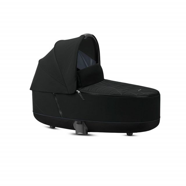 Cybex Priam Carrycot Lux Black