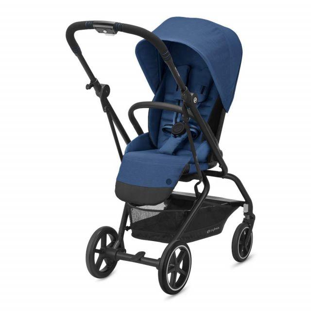 Cybex Eezy S Twist+2 Pushchair - Navy Blue