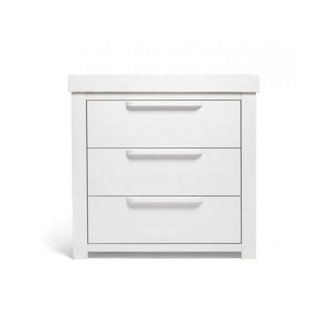 Mamas & Papas Franklin Dresser - White Wash
