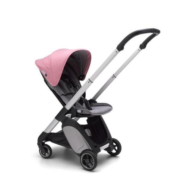 Bugaboo Ant Stroller - Aluminium + Pink