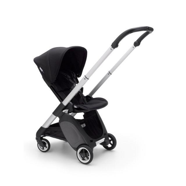 Bugaboo Ant Stroller - Aluminium + Black