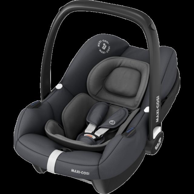 Maxi Cosi Tinca iSize Car Seat - Essential Graphite