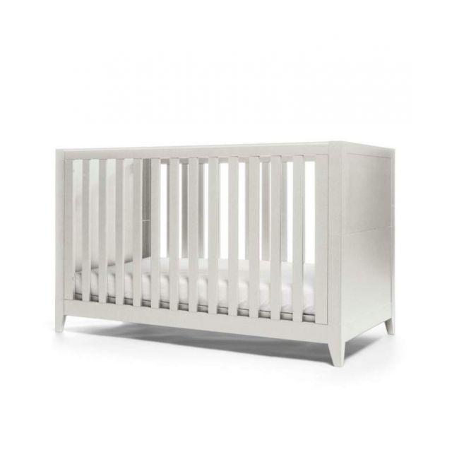 Mamas & Papas Melfi Cot Bed - Grey