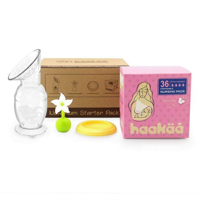 Haakaa New Mum Box Set
