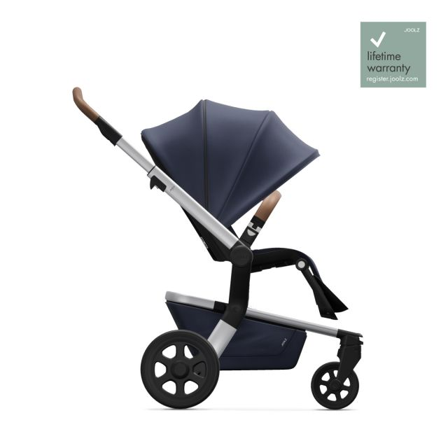 Joolz Hub Earth Pushchair - Classic Blue