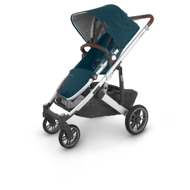Uppababy Cruz V2 Stroller - Finn