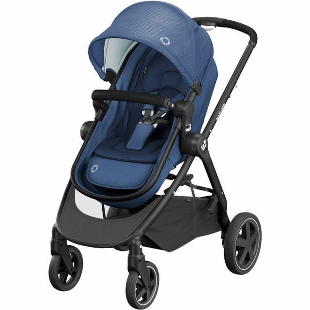 Maxi Cosi Zelia2 2-in-1 Pushchair - Essential Blue