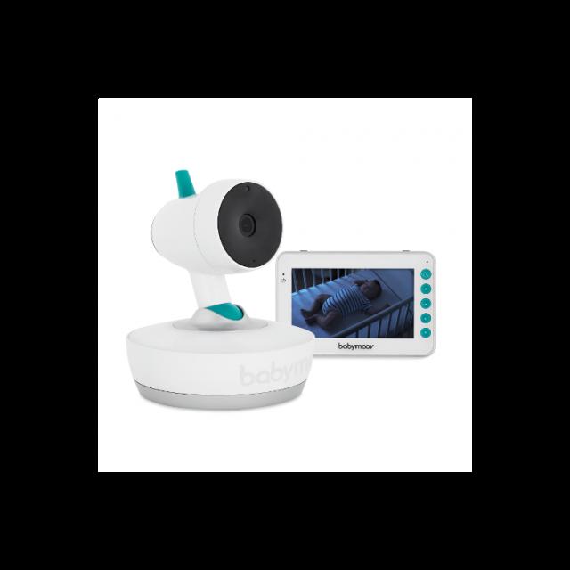 Babymoov YOO Moov 360-degree Motorised Video Baby Monitor