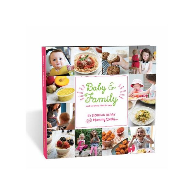 Mummycooks Baby & Family Book