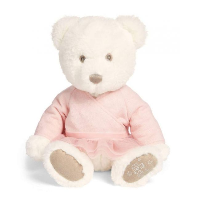 Soft Toy - My 1st Bear Pink