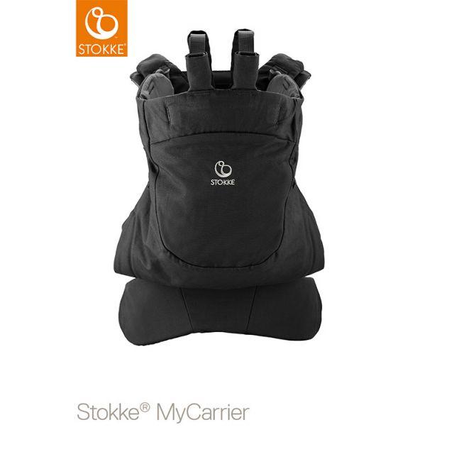 Stokke MyCarrier Back Black