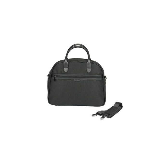 iCandy Peach Changing Bag Black Twill