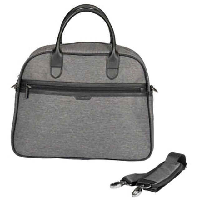 iCandy Peach Changing Bag Dark Grey Twill