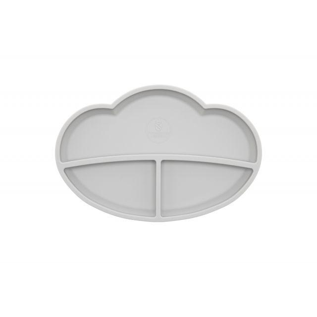 My Feeding Plate Grey