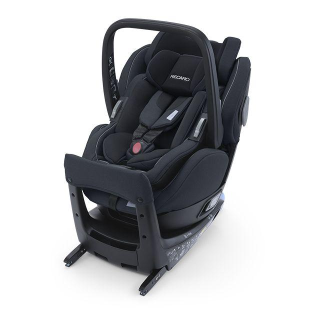 Recaro Salia Elite i-SizeCar Seat - Matt Black