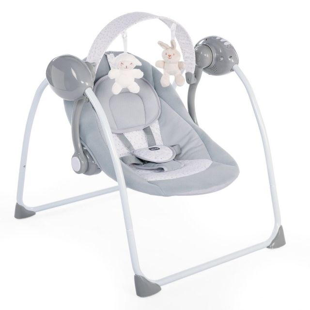 Chicco Swing - Relax & Play Cool Grey