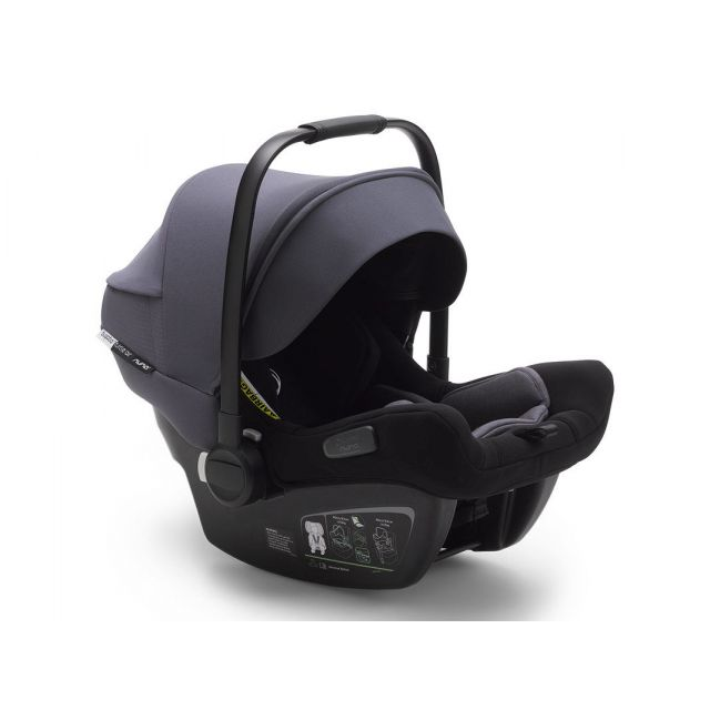 Bugaboo Turtle Air Car Seat - Steel Blue