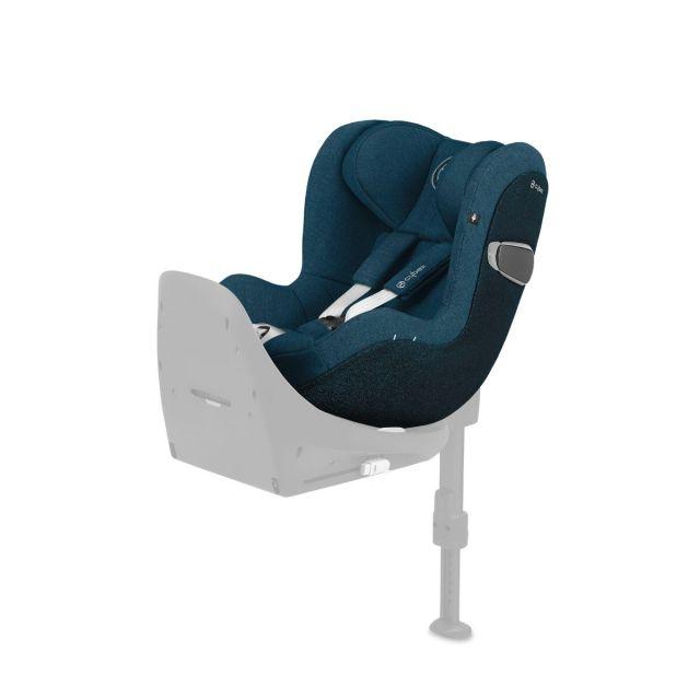 Cybex Sirona Z iSize Plus car seat - Mountain Blue