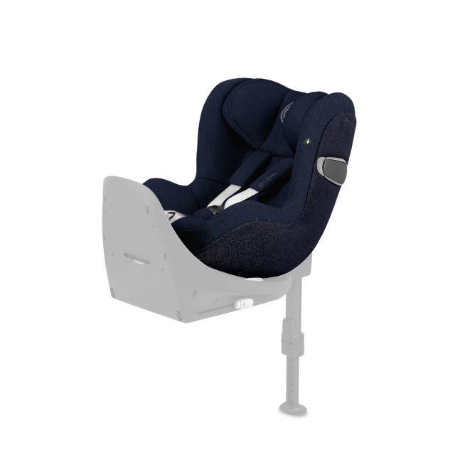 Cybex Sirona Z iSize Plus car seat -  Nautical Blue