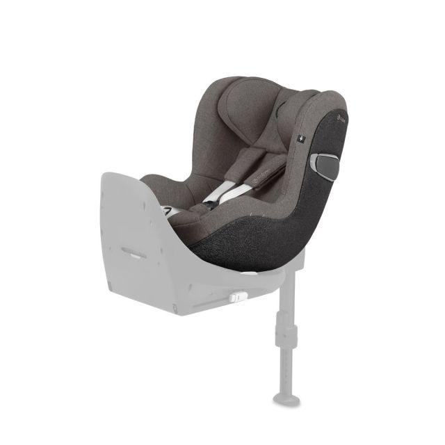Cybex Sirona Z iSize Car Seat - Plus Soho Grey
