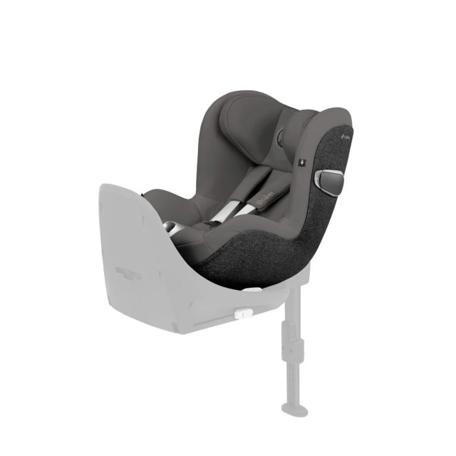 Cybex Sirona Z iSize Car Seat -  Soho Grey